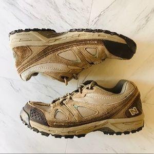 New Balance 9 Hiking NB 606 Walking Shoe Tan Brown